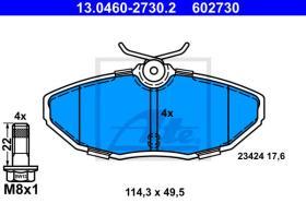 ATE 602730 - JAGUAR S-TYPE (CCX) (99-08)