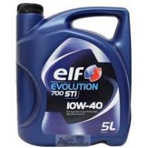 Elf ST10405 - ACEITE ELF 700 EVOLUTION STI 10W-40 5L.