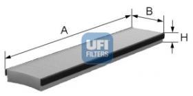Filtros ufi 5301600 - FILTRO FORD *