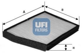 Filtros ufi 5301800 - FILTRO HABITACULO RENAULT **