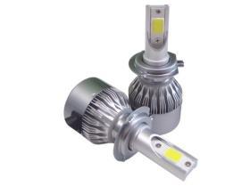 B.C.TUNING KLCEH7 - KIT LED H4 CANBUS  12V/24V