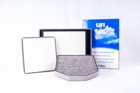 Filtros de combustible  Filtros ufi